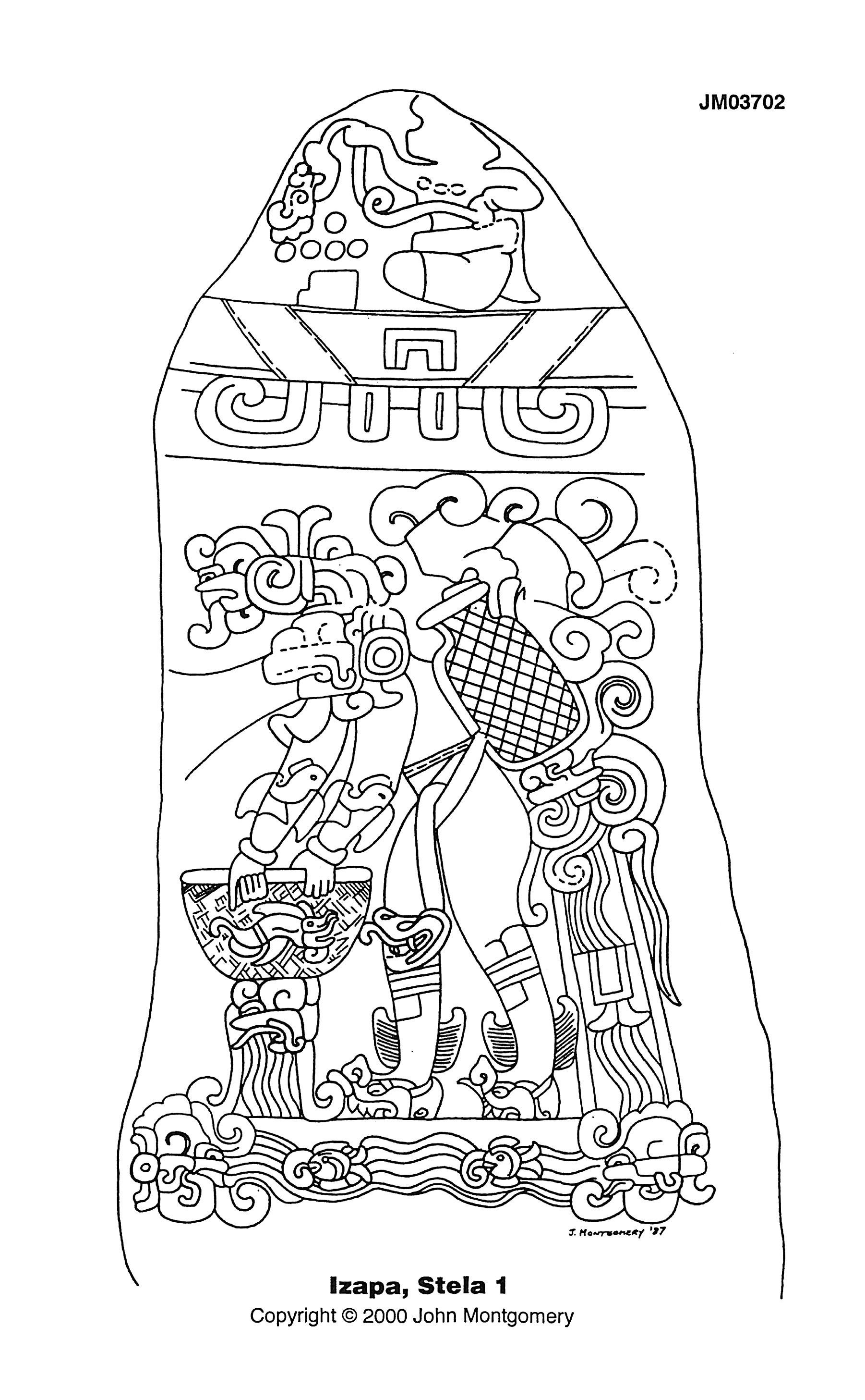 Izapa, los orígenes mayas en la costa 5