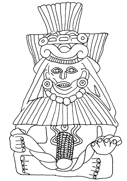Zapotec Effigy Vessels
